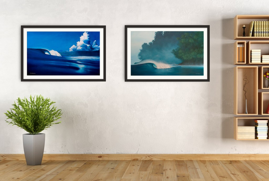 special edition surf art prints for sale