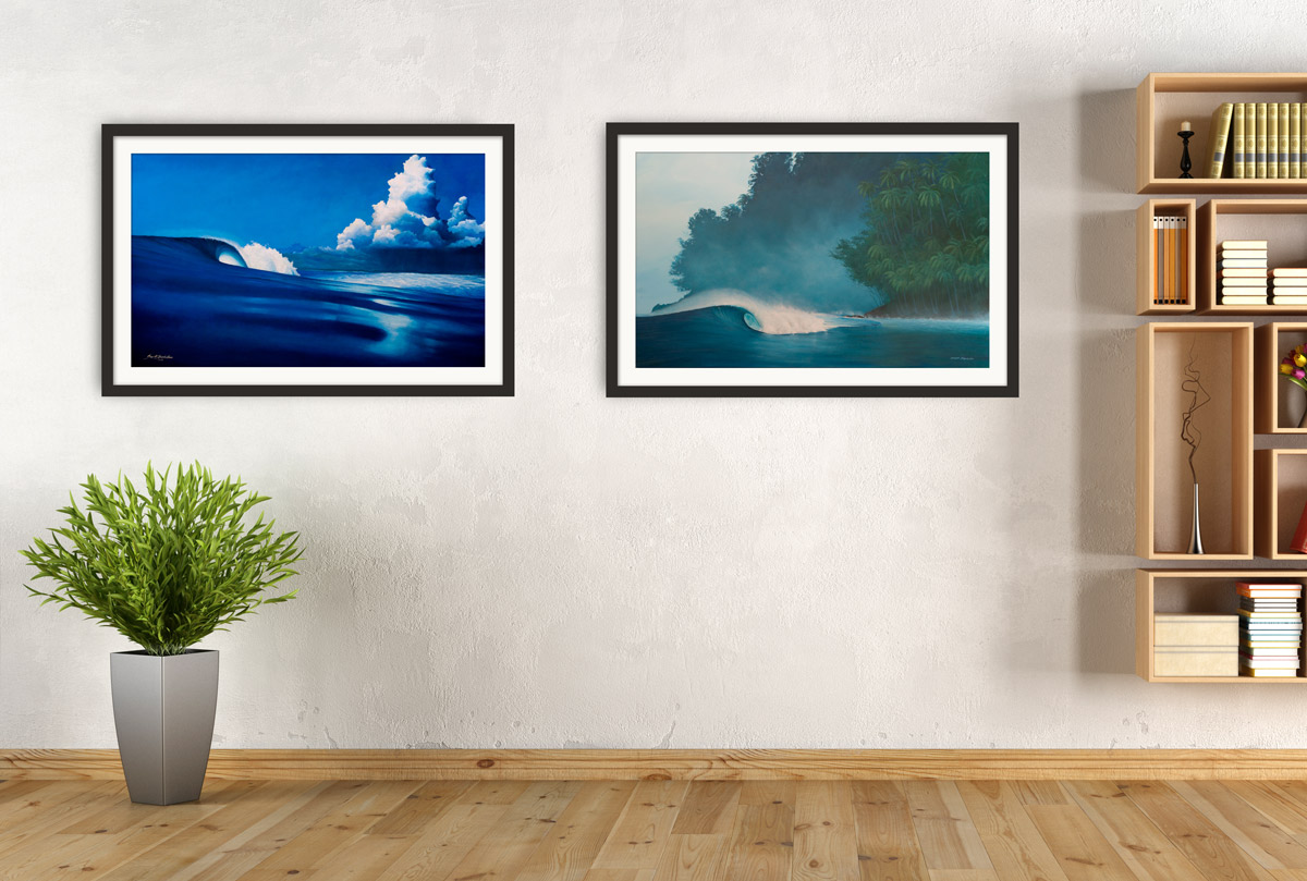 Special edition surf prints for sale eco surf art for Art print for sale